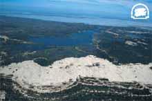 Sistemas dunares en Doñana