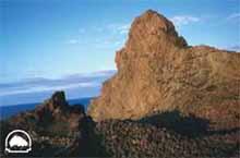 Aglomerados volcánicos de Mónsul