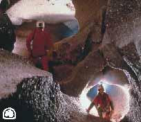 Karst subterráneos en los yesos de Sorbas