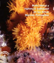 Portada del Libro: Biota litoral y vigilancia ambiental en las Áreas Marinas Protegidas
