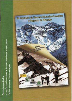 III Seminario de Espacios Naturales Protegidos y Deportes de Montaña