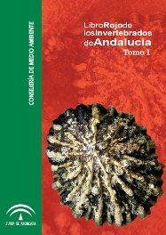 Portada del Tomo I del Libro Rojo de los Invertebrados de Andalucía