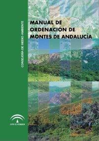 Portada del Manual de Ordenación de Montes de Andalucía