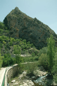 Monumento Natural Peña de Castril (Granada)