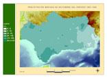 Precipitación del periodo 1961-1990.Noviembre