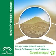 Datos Ambientales de Andalucía. geodiversidad