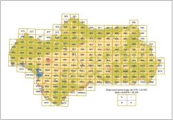 Acceso a Mapa de Usos y Coberturas 2003