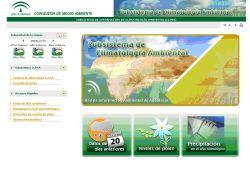 Acceso al Subsistema CLIMA. Datos climáticos