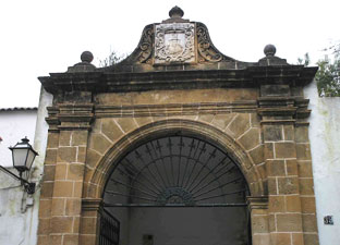 Portada del edificio.