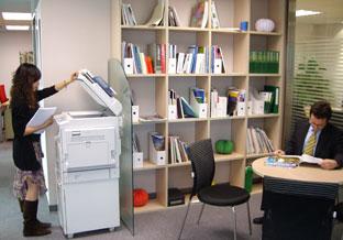 Instalaciones de uno de los centros.
