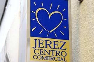 La Asociación de Comerciantes de Jerez ha elaborado una imagen corporativa propia.