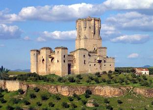 Castillo de Belalcázar (Córdoba).