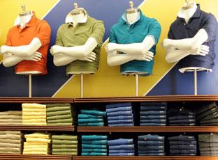 Las tiendas de moda figuran entre los principales puntos de venta para turistas. (Foto EFE)