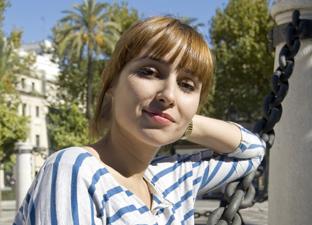La cantante Zahara ganó en 1999 el Certamen de Canción de Autor.