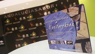 El libro se presentó en la Feria Andalucía Sabor.