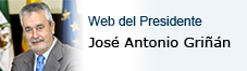 Web presidente Junta