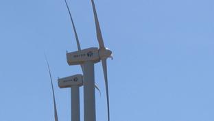 El sector eólico es uno de los que está teniendo un mayor desarrollo.