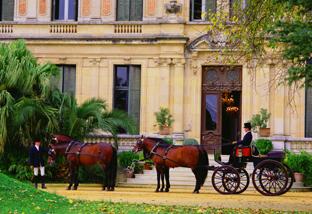 Sede de la Real Escuela Andaluza del Arte Ecuestre.