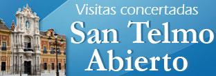 Enlace a visitas al Palacio de San Telmo