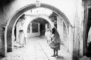 Una imagen de la muestra 'La fascinación marroquí'.
