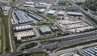 La red pretende dotar a Andalucía de 11 centros logísticos de interés autonómico.