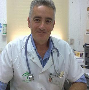 Fermín García, pediatra