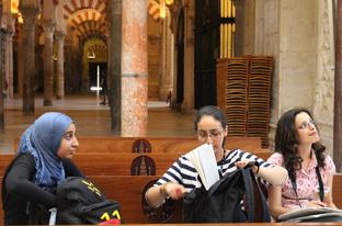El proyecto cuenta con alumnos procedentes de centros de diversos países.