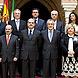 Miembros del último Gobierno de Manuel Chaves.