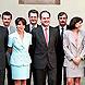 Miembros del Consejo de Gobierno andaluz en la IV Legislatura (1994-1996).