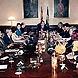Reunión del Consejo de Gobierno de la VI Legislatura.