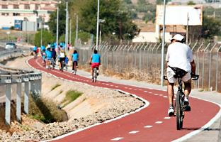 Los usuarios de los consorcios pueden beneficiarse del uso gratuito y compartido de bicicletas.