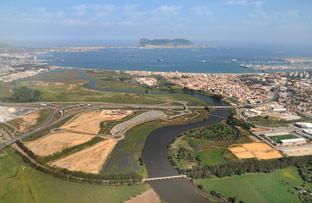 Bahía de Algeciras.