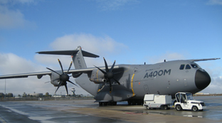 Las exportaciones del sector aeronáutico se multiplicaron por cinco entre 2002 y 2011.