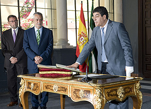 Foto del parlamento