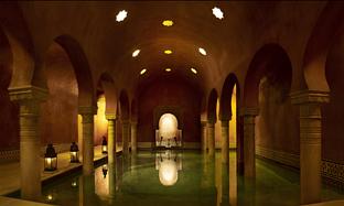 Baños árabes.