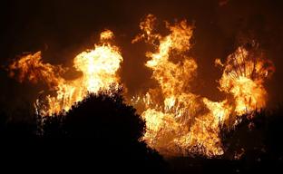 El 112 es una herramienta clave para la lucha contra incendios forestales en Andalucía.