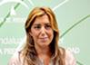 """La consejera de la Presidencia e Igualdad, Susana Díaz, ha señalado que el Instituto Andaluz de la Mujer (IAM) """"va a seguir apostando por el tratamiento integral que, en estos momentos, viene dando a las mujeres víctimas de la violencia y a sus familias, tanto en lo que se refiere a la protección y la prevención, pero también en la formación de los profesionales que están en el día a día en contacto y que son fundamentales a la hora de hacer esa detección precoz que nos permite intervenir y actuar a las administraciones""""."""