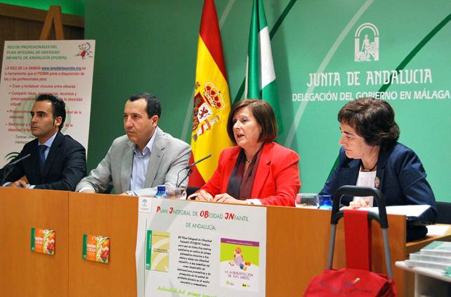 Lunes, 7 de octubre - Portavoz del Gobierno Andaluz