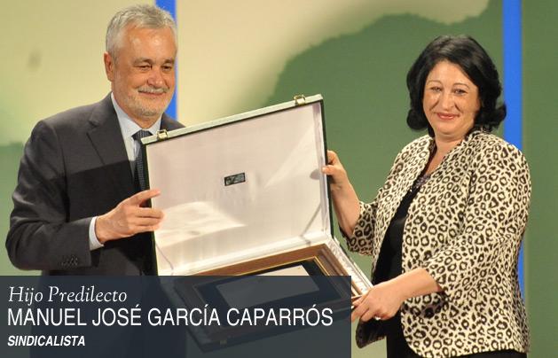 Manuel José García Caparrós