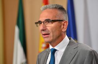 Vázquez informa sobre el Plan de Ordenación del Territorio de la Aglomeración Urbana de Jaén