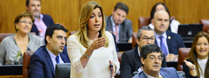 Susana Díaz anuncia un crecimiento de