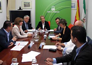 Víboras informó sobre las previsiones para la campaña de aceituna.