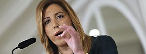 Susana Díaz anuncia que Andalucía presentará ante España y la UE un plan para hacer frente al desempleo