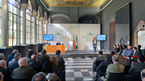 Acto de entrega de los XIX Premios Andalucía de Periodismo (audio íntegro)