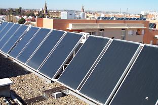 Las obras para el aprovechamiento de fuentes renovables aparece como una de las actuaciones incentivables.