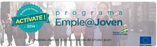 Banner programa Emplea Joven