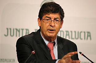 Valderas explica el Anteproyecto de Ley de Participación Ciudadana de Andalucía