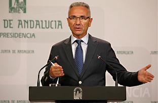 Vázquez informa sobre el inicio de elaboración del Plan Andaluz de Movilidad Sostenible