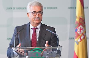 """Jiménez Barrios afirma que el Gobierno de la Junta es """"abierto"""" y destaca su apuesta por la participación"""