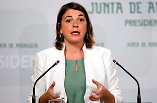 Cortés explica la ley andaluza de movilidad sostenible que será la primera de España en supeditar las infraestructuras a su rentabilidad social